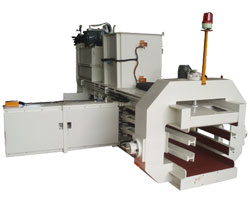 2-in-1 paper recycling baler TB-0505